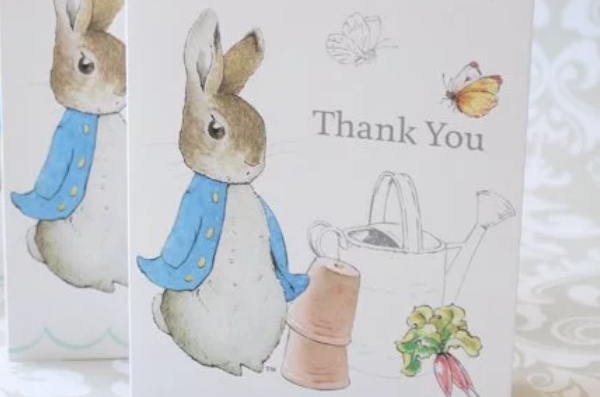 Ideas And Inspiration For A Peter Rabbit Party