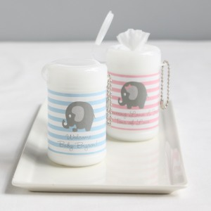 Elephant-themed Wet Wipes